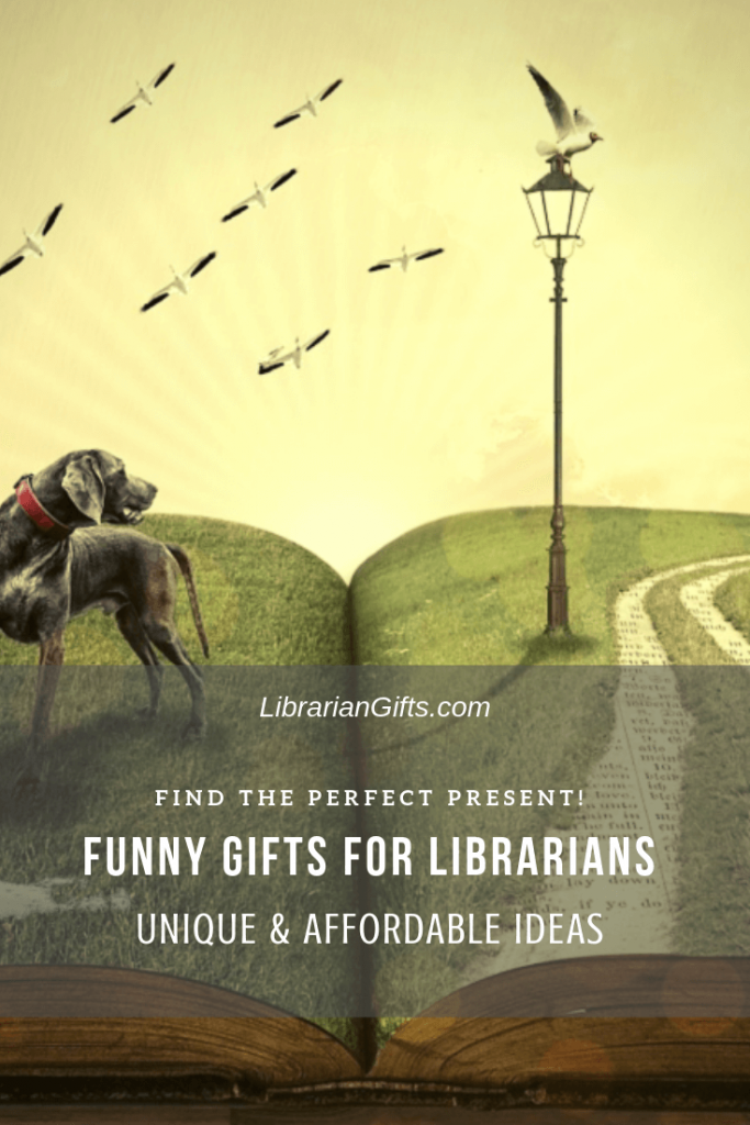 Funny Gifts For Librarians