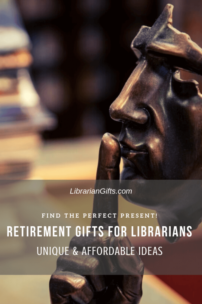 Retirement Gifts For Librarians